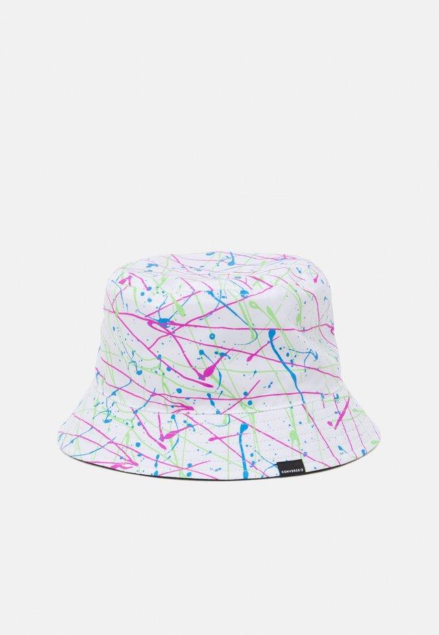 REVERSIBLE BUCKET UNISEX - Hat - black/white