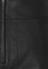 Selected Femme Petite - SLFIBI SKIRT  - Mini skirt - black - 2