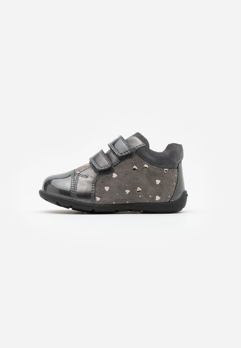 Geox - KAYTAN - Baby shoes - dark grey