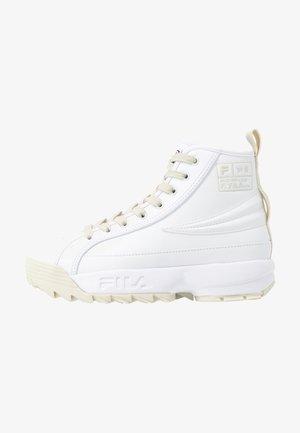 RETRORUPTOR  - Höga sneakers - white