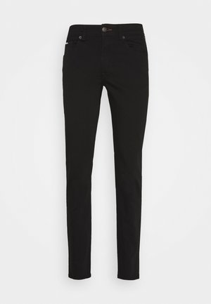 SEAHAM CLASSIC - Slim fit jeans - black denim