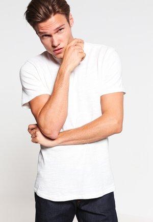 CLASSIC TEE - T-shirt basique - white