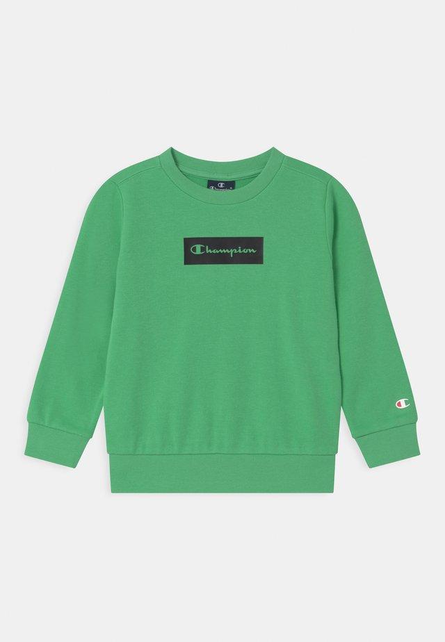 AMERICAN PASTELS CREWNECK UNISEX - Sweatshirt - light green