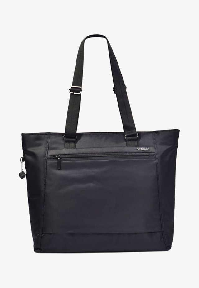 ELVIRA - Shopping bag - black