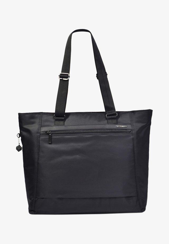 ELVIRA - Shopper - black