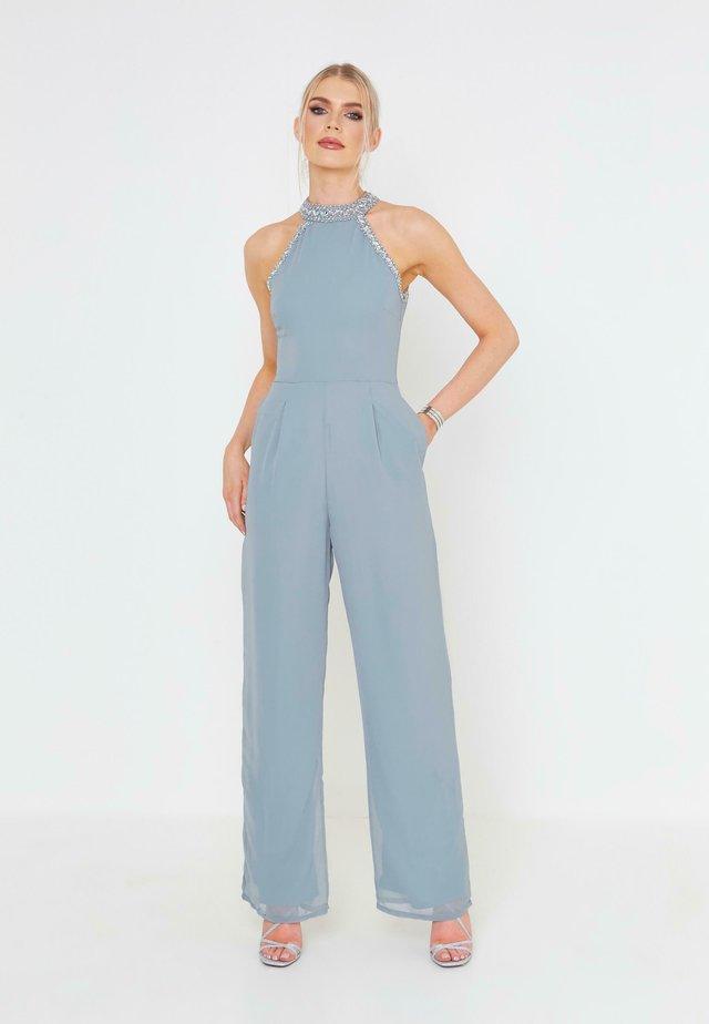 Tuta jumpsuit - grey