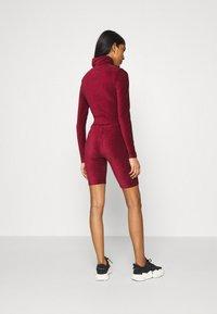 Ellesse - HOLLIE - Long sleeved top - burgundy - 2