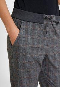 Esprit - JOGGER - Trousers - dark grey - 4
