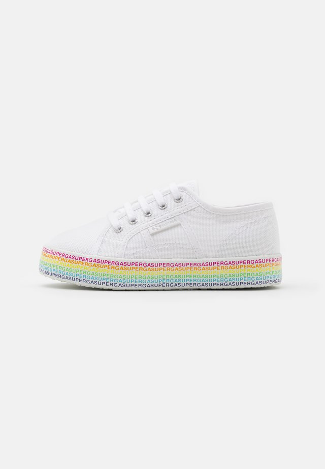 2730 - Baskets basses - white/multicolor