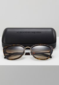 Alexander McQueen - Sunglasses - brown - 2