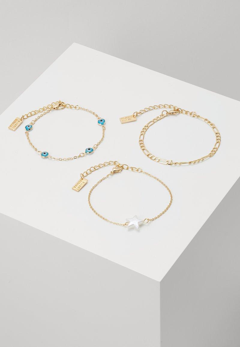 sweet deluxe - 3PACK - Bracelet - gold-coloured