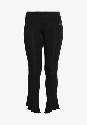 FANCY PANTS - Pantalones deportivos - black