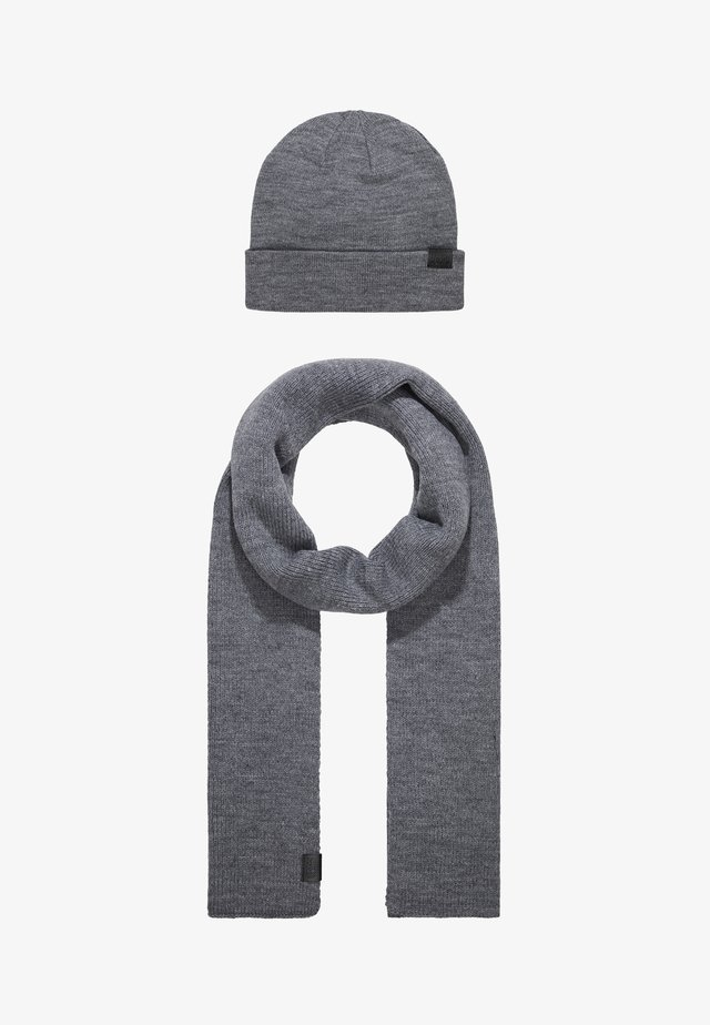 JACJOLLY GIFTBOX - Scarf - grey melange