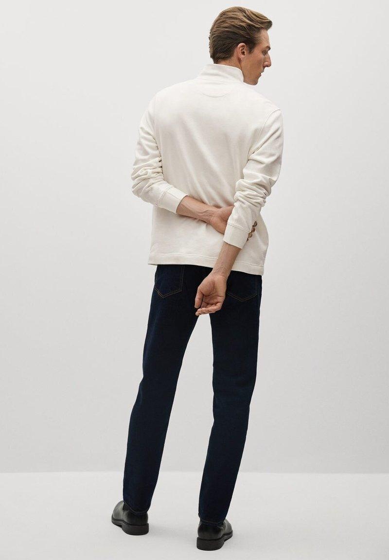 Mango PERKI - Sweatshirt - off white/offwhite K7flcM