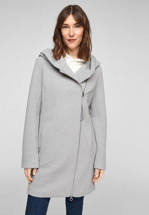Short coat - grey melange
