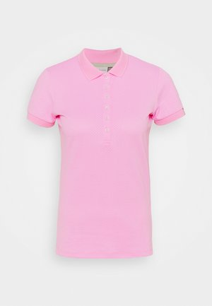 WOMEN SHINE  - Polo shirt - pink reef