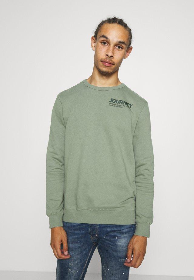 Sweater - sea spray