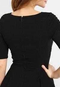 Collectif - TRIXIE - Day dress - black - 4