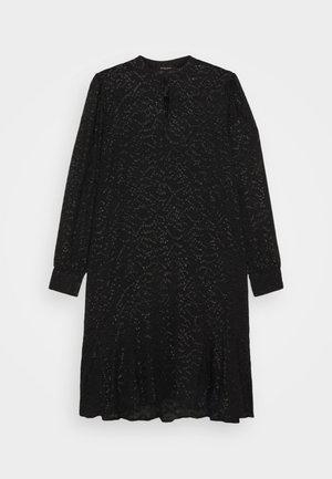 ALEXANDRIA CAMARI DRESS - Shirt dress - black