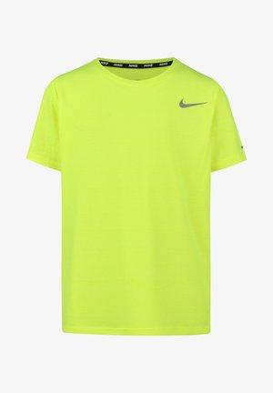 MILER  - T-shirt z nadrukiem - volt