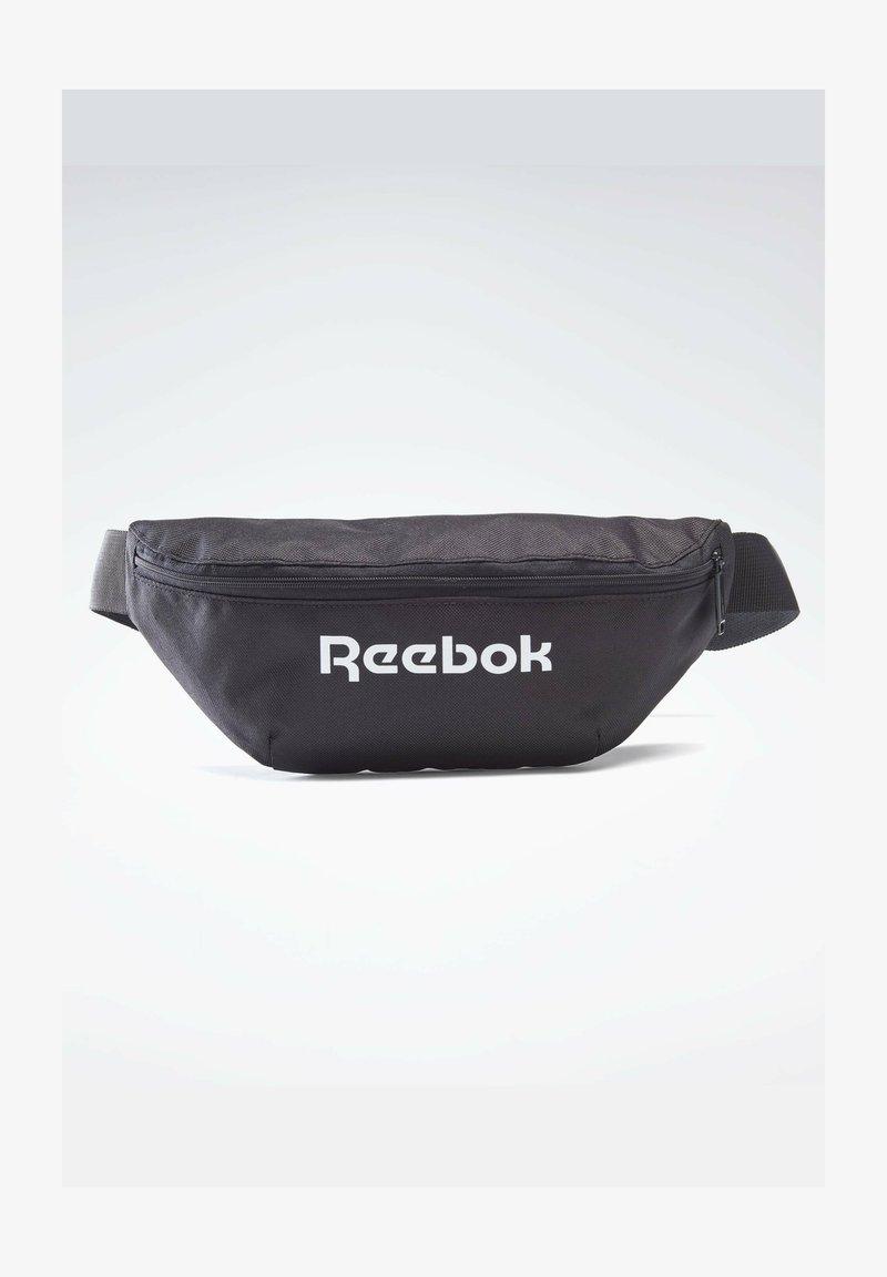 Reebok - ACT CORE LL WAIST - Saszetka nerka - black
