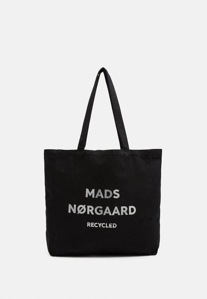 Mads Nørgaard - BOUTIQUE ATHENE - Velká kabelka - black / silver