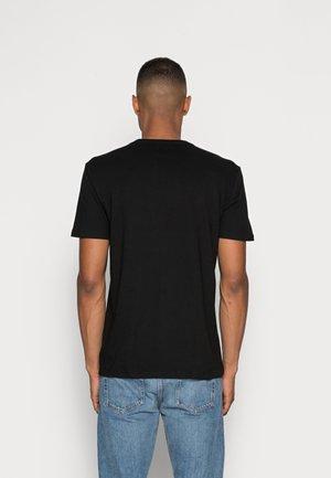 ORIG ARCH  - T-shirt z nadrukiem - true black