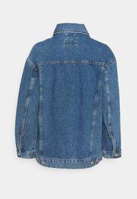 Marks & Spencer London - JACKET - Denim jacket - blue denim - 1