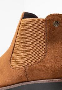 Rieker - Ankle boots - brandy - 2