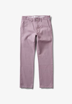 MN ELEVATED PANTMN ELEVATED PANT - Chinos - nirvana