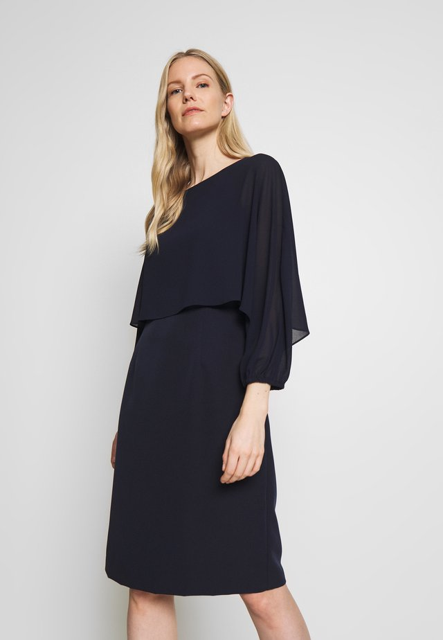 DRESS - Cocktailklänning - midnight blue