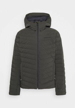 FROST JACKET - Ski jacket - coniferous green