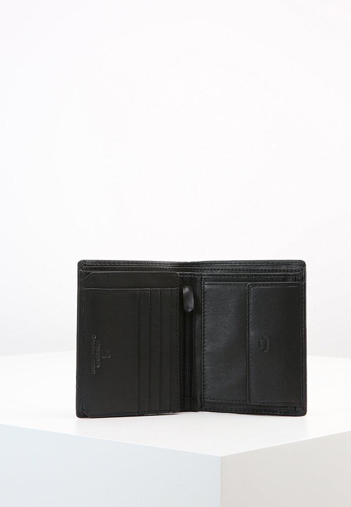 TOM TAILOR JERRIE - Geldbörse - black/schwarz - Herrentaschen XMZ9F