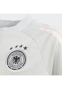 adidas Performance - DEUTSCHLAND DFB TEE - Print T-shirt - cool grey - 3