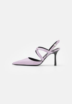 SCARPA DONNA WOMAN`S SHOES - Classic heels - lilac
