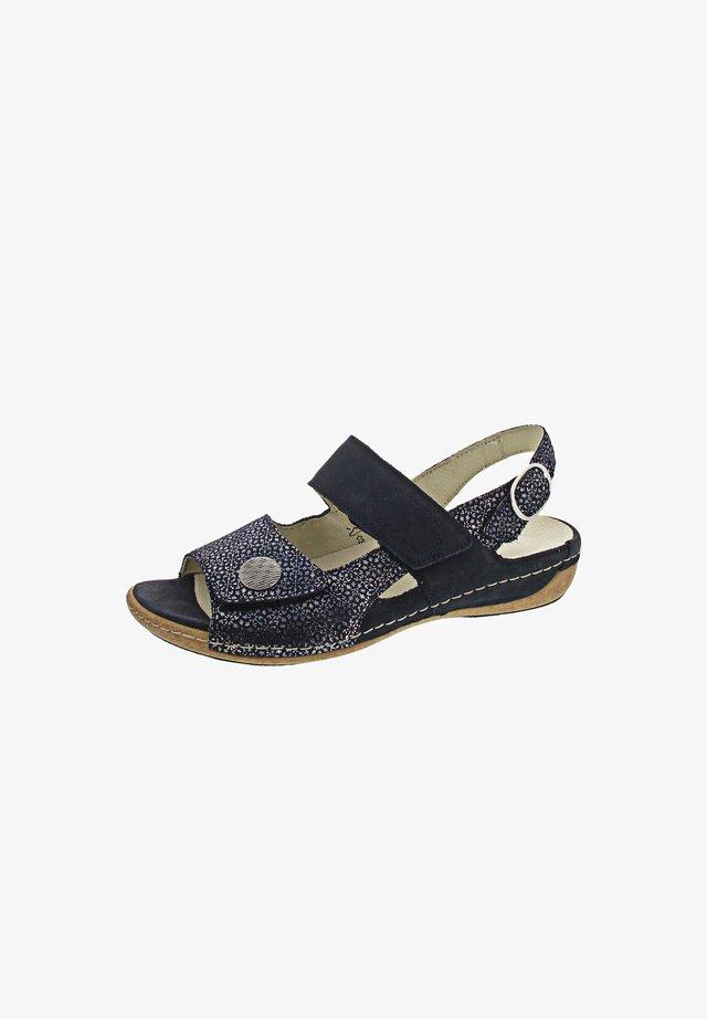 Sandals - nottemarine