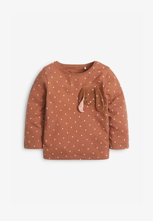 BUNNY  - Long sleeved top - brown