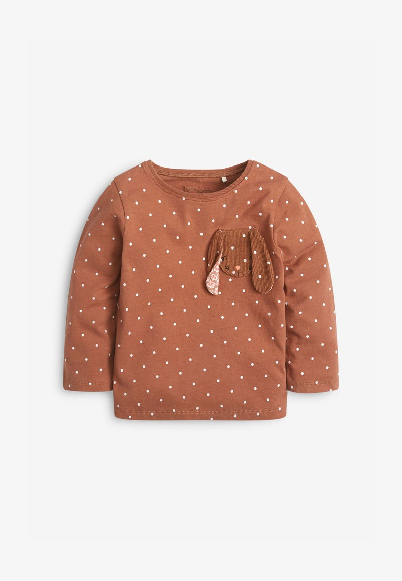 Next - BUNNY  - Long sleeved top - brown