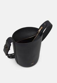 Furla - NET MINI BUCKET BAG - Handbag - nero - 3