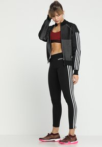adidas Performance - Legging - black/white - 1