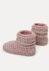 OYSHO - Ankle boots - rose - 1