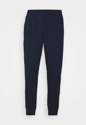 Teplákové kalhoty - navy blau