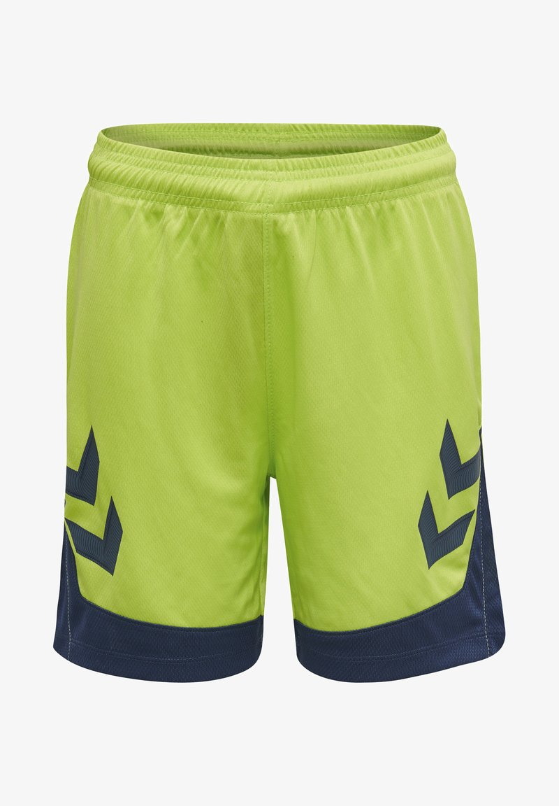 Hummel - LEAD  - Shorts - lime punch