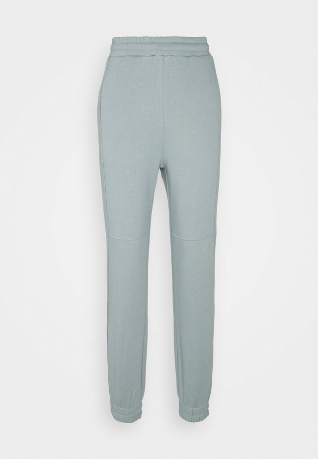 Loose Fit Joggers with seam detail - Trainingsbroek - green