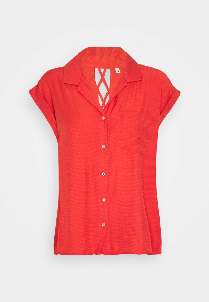 NAF NAF - EMMA - Button-down blouse - monaco