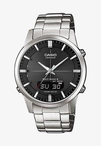 Casio - Watch - silver-coloured - 0