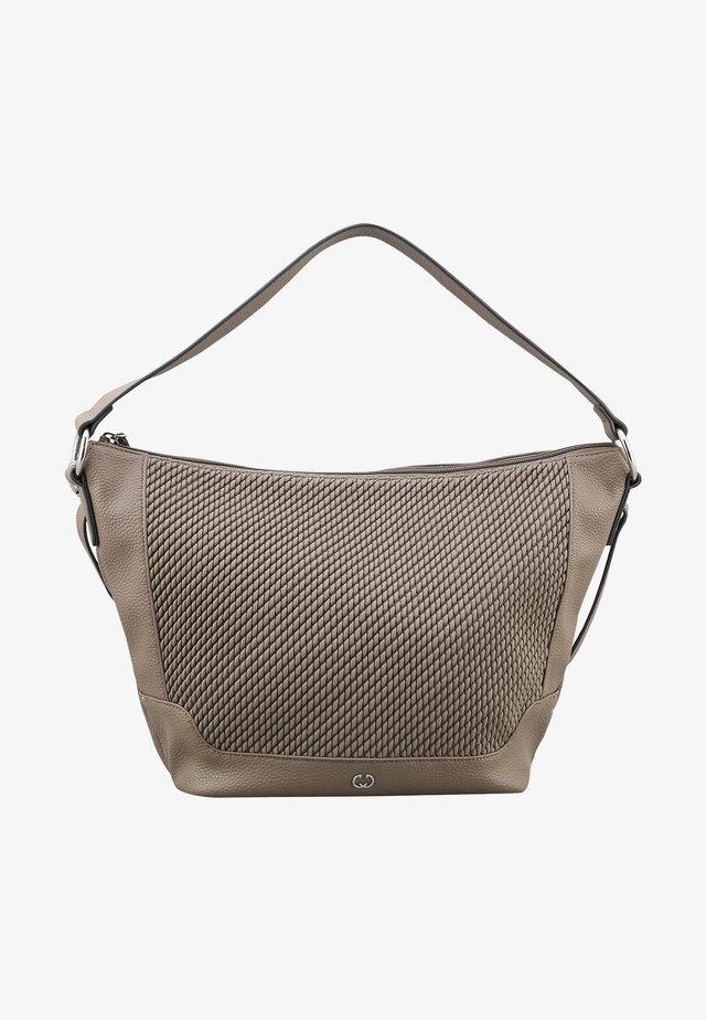 SOFT DREAMS HOBO MHZ - Handbag - taupe