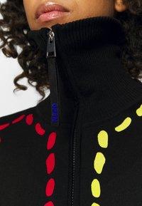 Rossignol - INDI FULL ZIP - Zip-up hoodie - black - 4