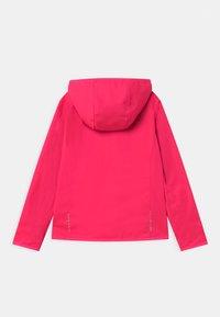 CMP - FIX HOOD - Soft shell jacket - gloss - 1