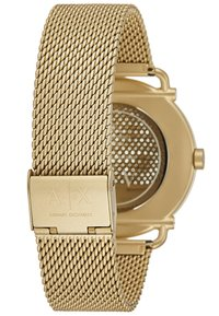 Armani Exchange - Watch - gold-coloured - 1